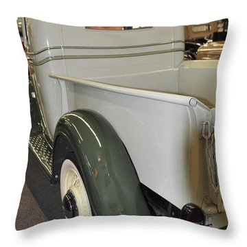 1935 Chevy Pickup Throw Pillow