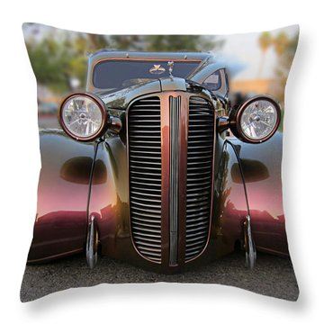 1938 Ford Throw Pillow