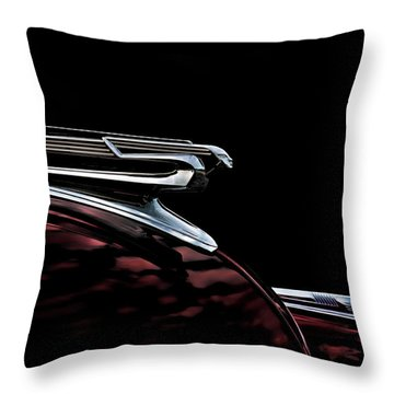 Classic Hotrod Throw Pillows