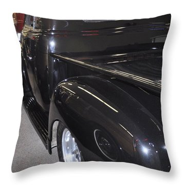 1949 Chevy Pick Up Throw Pillow