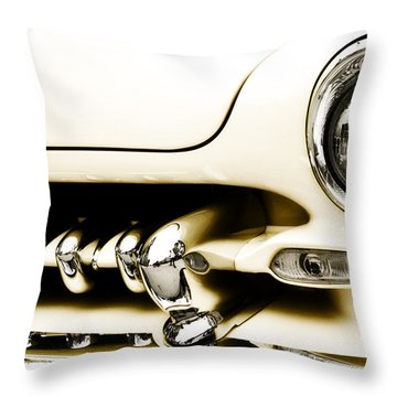 1949 Mercury Throw Pillow