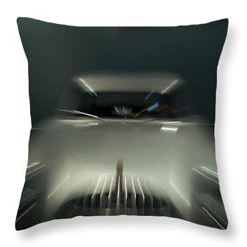 1952 Mercedez Benz Throw Pillow