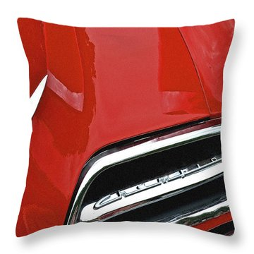 1953 Studebaker Champion Throw Pillow
