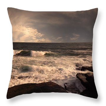 Beavertail Jamestown Throw Pillow
