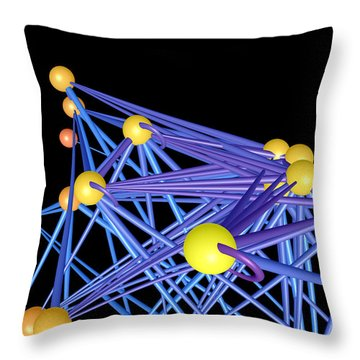 Food Web Throw Pillows