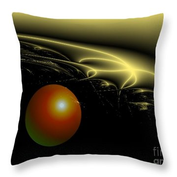 A Star Was Born, From The Serie Mystica Throw Pillow