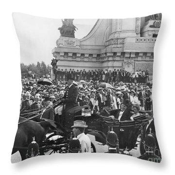 Pan-american Expo, 1901 Throw Pillow by Granger
