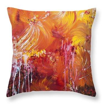 207916 Throw Pillow by Svetlana Sewell