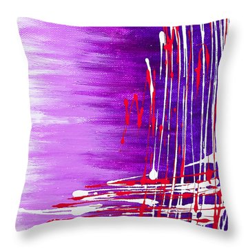 207917 Throw Pillow by Svetlana Sewell