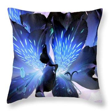 Princess Lily Named Marilene Staprilene Throw Pillow
