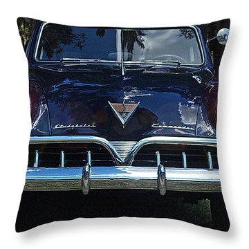 51 Studebaker Commander Throw Pillow