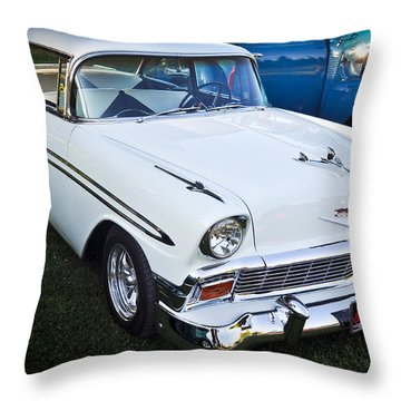'56 Chevy 1 Throw Pillow
