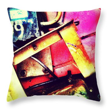 6699 Throw Pillow by Olivier Calas