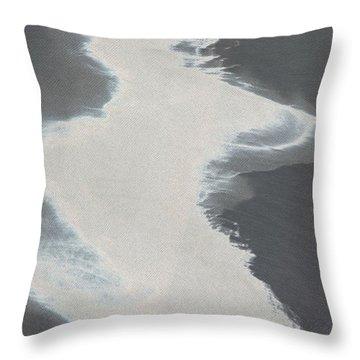 Gulf Oil Spill, April 2010 Throw Pillow by Nasa
