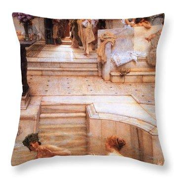 A Favorite Custom Throw Pillow