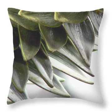 A Piece Of The Puzzle  Throw Pillow by Pamela Patch