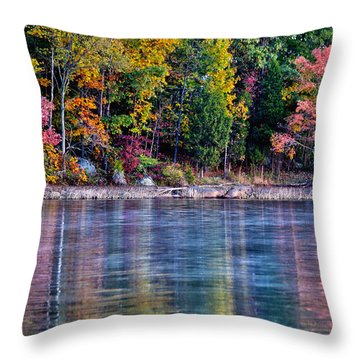 A Second Spring Throw Pillow