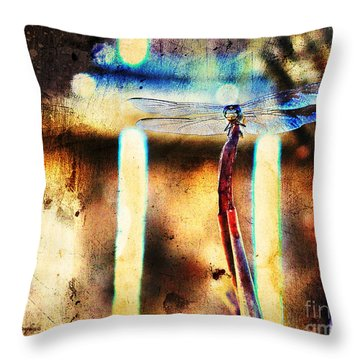 A Single Wish Throw Pillow