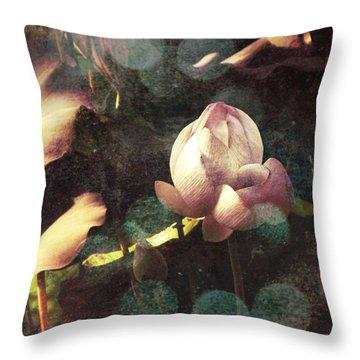 A Soft Touch Throw Pillow