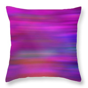 Abstract II Throw Pillow by Saad Hasnain