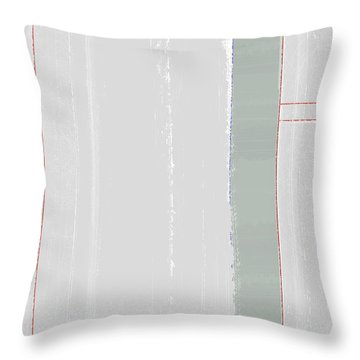 Abstract Light 2 Throw Pillow by Naxart Studio
