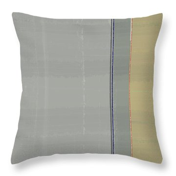 Abstract Light 4 Throw Pillow by Naxart Studio