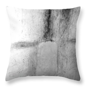 Throw Pillow featuring the photograph Abstract by Mary Sullivan