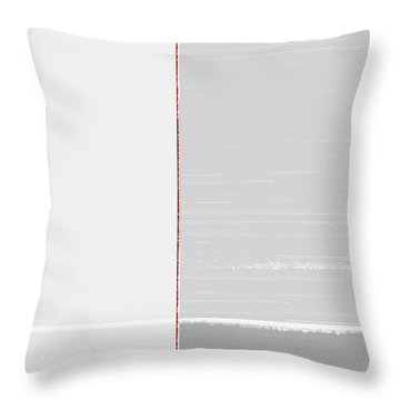 Abstract Surface 2 Throw Pillow by Naxart Studio