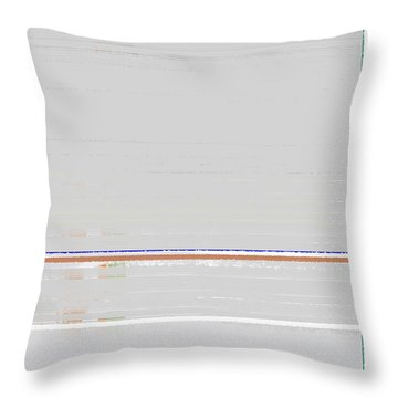Abstract Surface 4 Throw Pillow by Naxart Studio