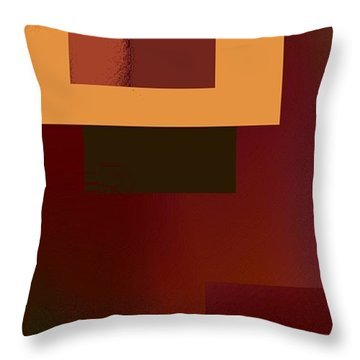 Abstract Tapestry 2 Throw Pillow