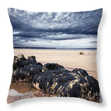After Tide Throw Pillow by Svetlana Sewell