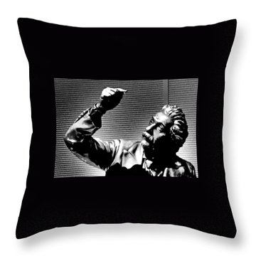 Alby Throw Pillow