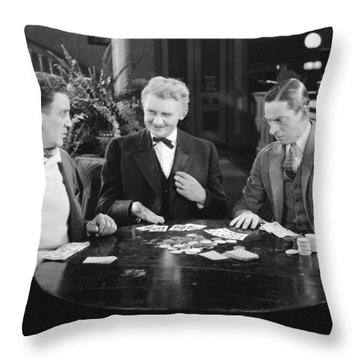 Alias The Deacon, 1928 Throw Pillow by Granger