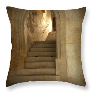 All Experience Is An Arch Throw Pillow
