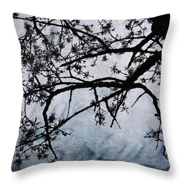 All My Love To Give Throw Pillow by Laurie Search