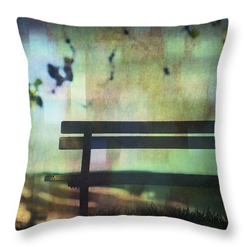 All On A Summers Evening Throw Pillow