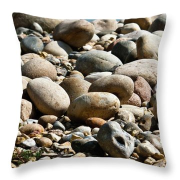 All Washed Up Throw Pillow