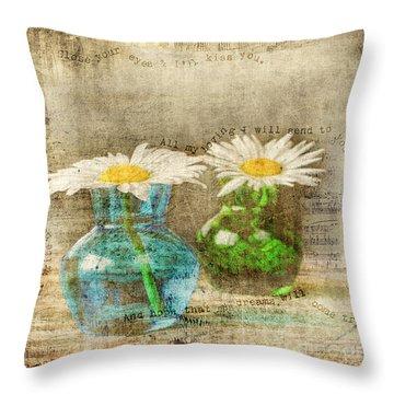 Always Throw Pillow by Darren Fisher