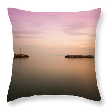 Always So Close Always So Far Away Throw Pillow