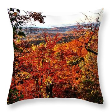 Throw Pillow featuring the photograph Always by Steven Lebron Langston