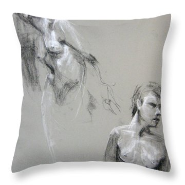 Andro Double Throw Pillow
