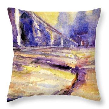 Angkor Wat Sunrise 3 Throw Pillow