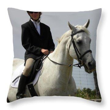 Another Beau  Throw Pillow