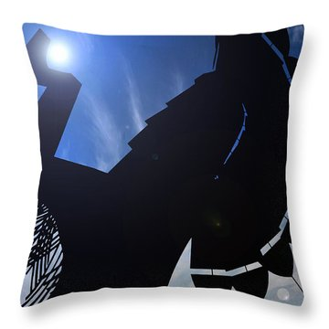 Apollo Throw Pillow
