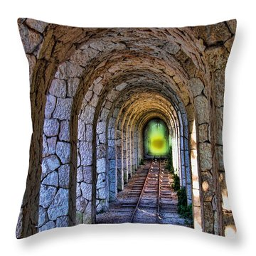 Appirition II Throw Pillow