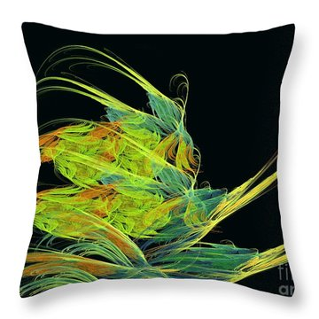 Argonaut Throw Pillow