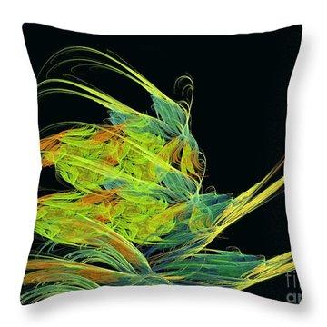 Argonaut Throw Pillow
