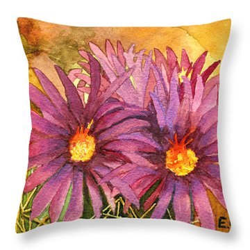 Arizona Pincushion  Throw Pillow