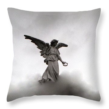 Armless Angel Throw Pillow