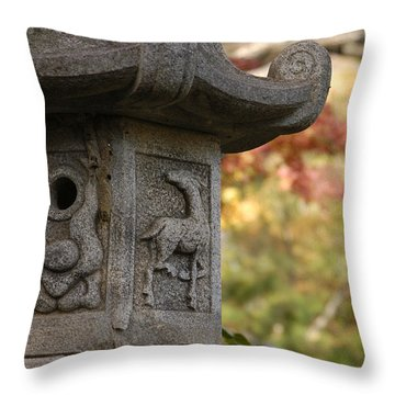 Art In The Details Throw Pillow